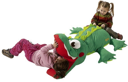 WESCO Kevin the Crocodile Cushion Pillow