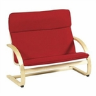 Kiddie Rocker Red Couch
