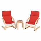 Kiddie Rocker Red Set - Out of Stock