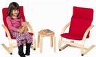 Kiddie Rocker Red Set