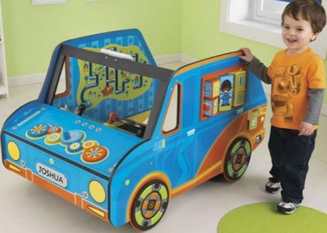 Activity Car - Free Shipping
