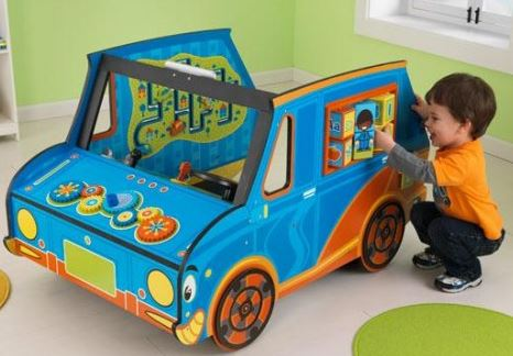 Kidkraft Activity Truck - Out of Stock