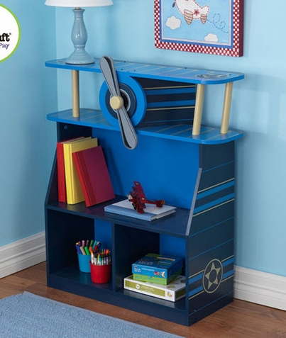 KidKraft Airplane Bookcase - Out of Stock