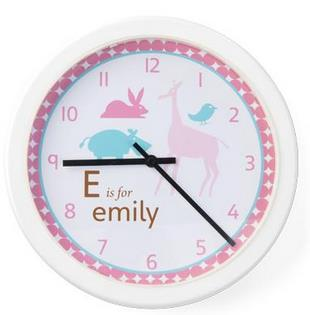 KidKraft Animals Wall Clock