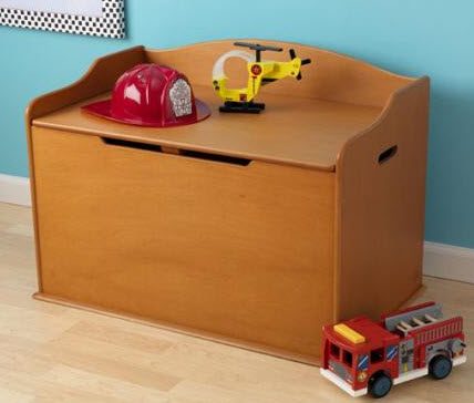 KidKraft Austin Toy Box in Honey - Out of Stock