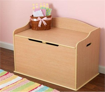 KidKraft Austin Toy Box in Natural - Out of Stock