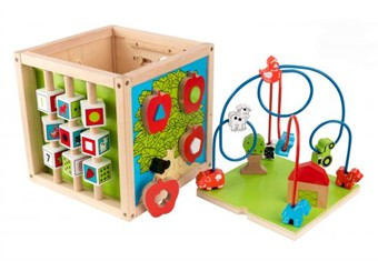 KidKraft Bead Maze Cube - Out of Stock