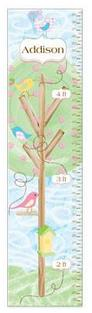 Birds Growth Chart - Free Shipping