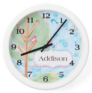 KidKraft Birds Wall Clock