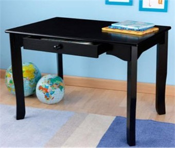 KidKraft Black Avalon Table