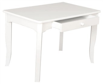 KidKraft Brighton White Kids Table