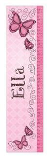 Butterfly Growth Chart - Free Shipping