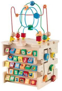 KidKraft Deluxe Activity Cube - Out of Stock