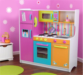 KidKraft Deluxe Big & Bright Toy Kitchen