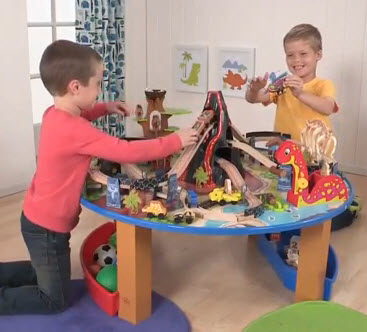 KidKraft Dinosaur Train Table