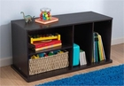 KidKraft Espresso Storage Unit w/ Shelves