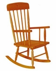 KidKraft Honey Spindle Rocking Chair