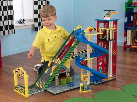 KidKraft Mega Ramp Racing Set - Out of Stock