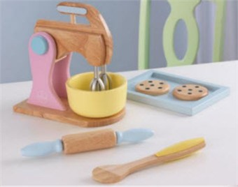 KidKraft Pastel Baking Set - Out of Stock