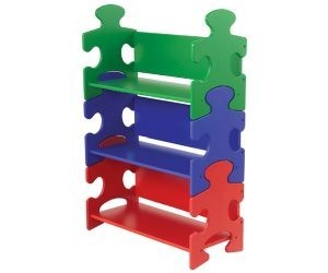 KidKraft Puzzle Bookshelf - Out of Stock