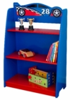Racecar Bookcase - Out of Stock