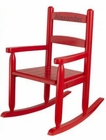 KidKraft Red 2 Slat Rocking Chair