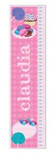 KidKraft Sweets Growth Chart