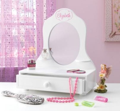 KidKraft Table Top Vanity
