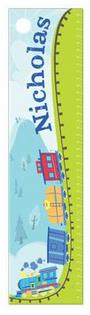 Train Growth Chart - Free Shipping
