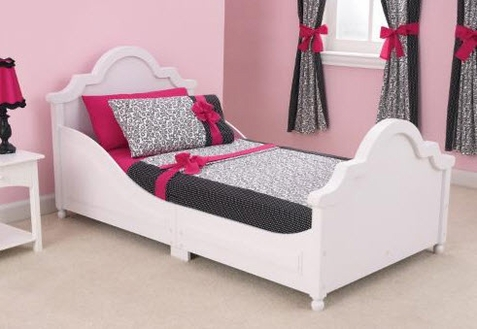 KidKraft White Raleigh Bed