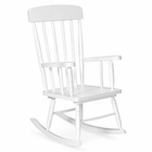 KidKraft White Spindle Rocking Chair