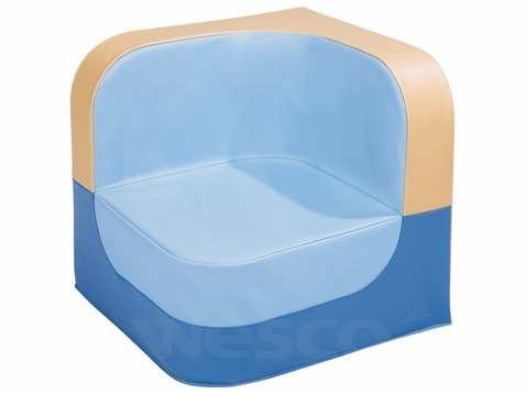 WESCO Kids Club Corner Foam Chair