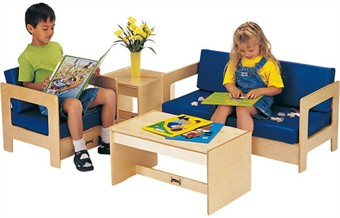 Kids Waiting Room Furniture Set - Free Shipping