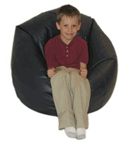 King Beany Small Vinyl Bean Bag