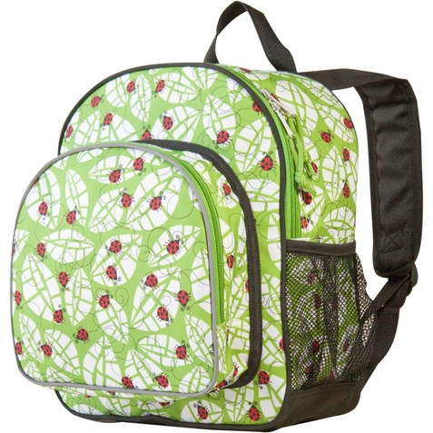 Lady Bug Pack 'n Snack Backpack