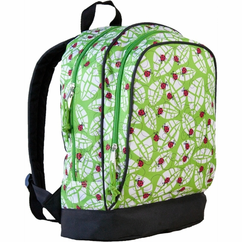 Lady Bug Sidekick Kids Backpack - Free Shipping