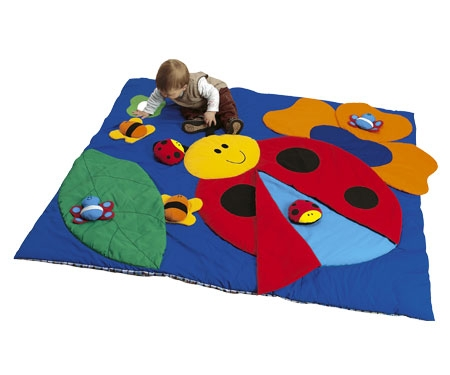 WESCO Ladybug Activity Mat