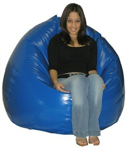 King Beany Large Wet Vinyl Bean Bags