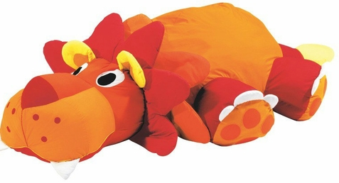 Leo the Lion Cushion Pillow - Free Shipping