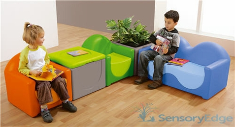 Waiting Area LILOO Kids Relax Set