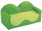 WESCO LILOO Kids Waiting Area Sofa - 3 Color Choices Available