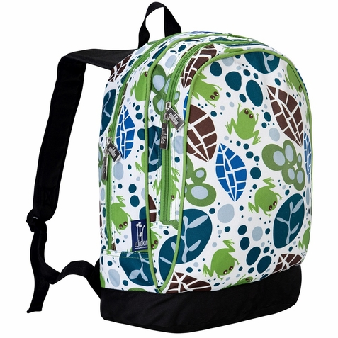 Lily Frogs Sidekick Kids Backpack - Free Shipping
