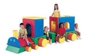 Little Train Activity Center by