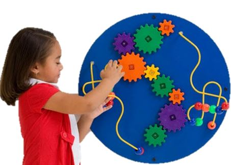 Loco-Motion Sphere Wall Toy - Free Shipping