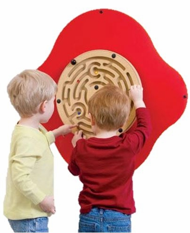 Lucky Labyrinth Wall Toy
