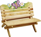 Magic Garden Outdoor Bench - Free Shipping
