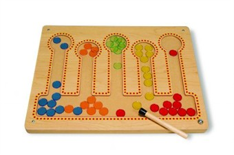 Magnetic Color Sorter Toy