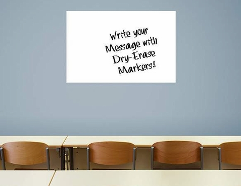 Fathead Medium Dry Erase Board Wall Decal