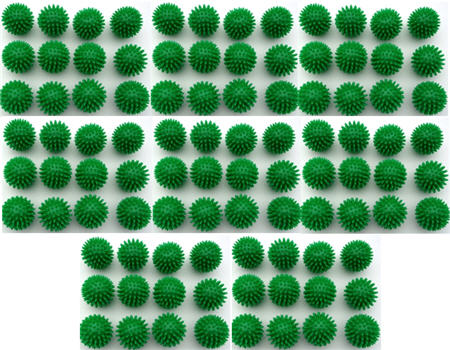 Mega Massage Ball Kit - 96 Balls