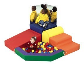 Mikayla's Mini Mountain Ball Pit Climber